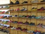 Naujos kolekcijos pavyzdiniai batai