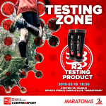 Compressport Test Zone