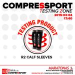 Compressport - Test Zone Šiauliai