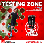 Compressport - Test Zone Klaipėdoje