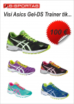 Asics Gel-DS Trainer - tik 100 Eur!