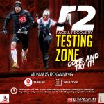 Compressport Test Zone - Vilnius Rogaining varžybose