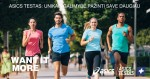 Pavasario Asics testai Maratone