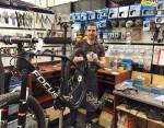 Atsinaujinęs dviračių servisas