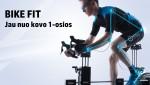 NAUJIENA - Bike Fit dviračių sedėsenos parinkimo procedūra