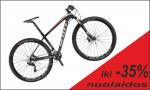 Vasariškas dviračių išpardavimas - nuolaidos iki 35%