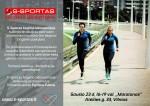 S-Sporto bėgimo laboratorija