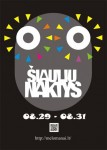 Palydėk vasarą bėgdamas Šiaulių naktiniame bėgime