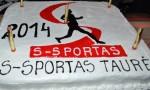 S-Sporto taurės uždarymas - lapkričio 23 d.