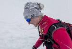 Puikus Editos pasirodymas Žiemos Ultramaratone