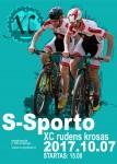 S-Sporto rudens MTB krosas (Spalio 7 d.)